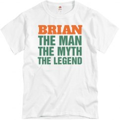 Brian the man