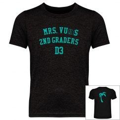 Mrs. Vu's class shirt