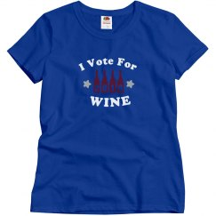 I Vote For Wine~2016