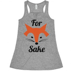 For Fox Sake Crop