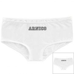 Arnico All-star Print Cheeky Shorts