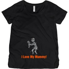 Love My Mummy Mommy Tee