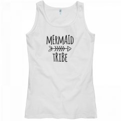 Mermaid Trible Tank Top