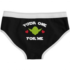 Yoda One For Me Baby