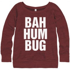 Bah Humbug This Year