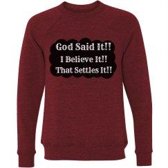 God Said It!!