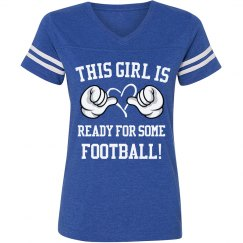 This Football Girl