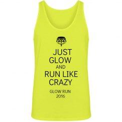 Keep Calm and Glow Run