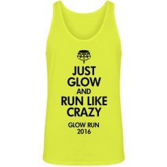 Keep Calm and Glow Run