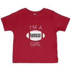 Tigers Fan Girl