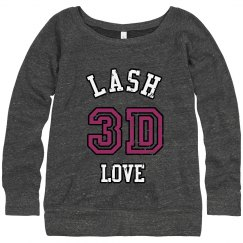 3 D sweatshirt