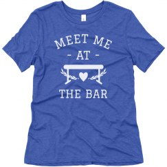 Meet Me at the Bar Gymnastics
