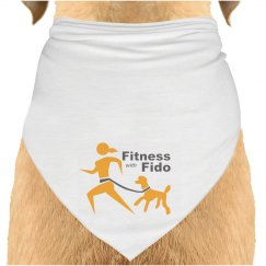 Fitness with Fido Scarf