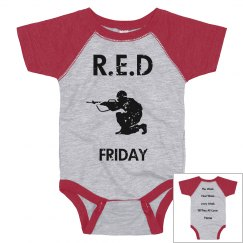RED Friday Baby