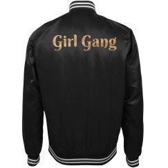 Girl Gang Bomber Jacket