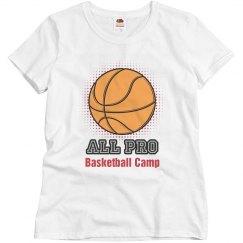 All Pro Basketball Camp