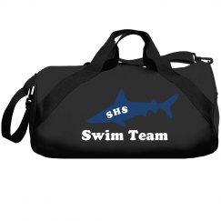 Swim Team Shark Mascot