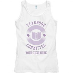 Yearbook Committee Tank