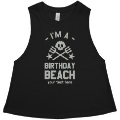 I'm A Birthday Beach