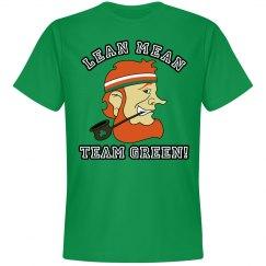 St. Patrick's Team Green