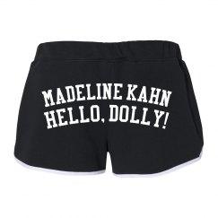 Hello Dolly Madeline Kahn Shorts