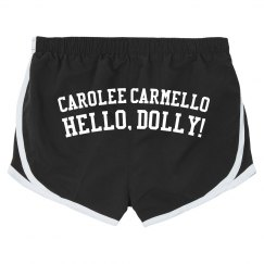 Hello Dolly Carolee Carmello Shorts