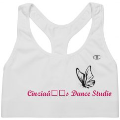Cinzia's Dance Studio Sports Bra