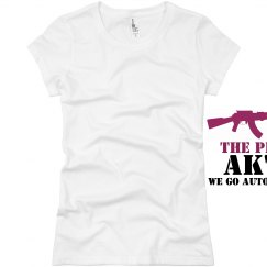 Pink AK's Powderpuff