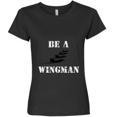 Be A Wingman Graphic Tee