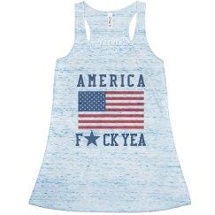 F Yeah America