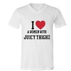 MEN'S LOVE JUICY THIGHZ