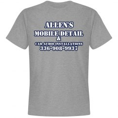Allens Mobile Detail Tshirt