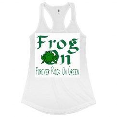 Forever Rock On Green