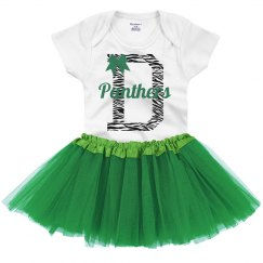 Derby Panthers Infant Tutu