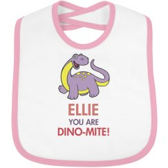 Ellie you are Dino-Mite