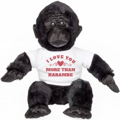 I Love You More Than Harambe