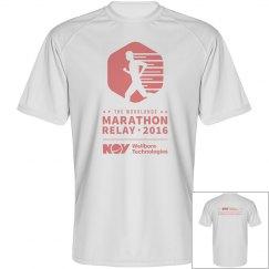 DI-Men's Perf T-shirt White