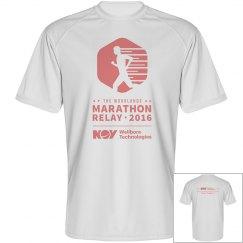GP-Men's Perf T-shirt White