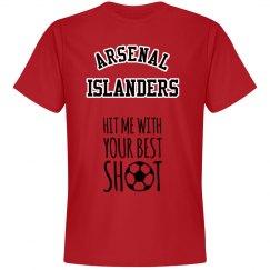 Arsenal parents/men