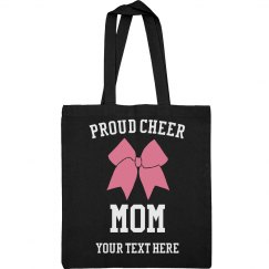 Proud Cheer Mom
