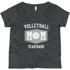 Customizable Volleyball Mom