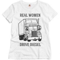 Real women drive diesel
