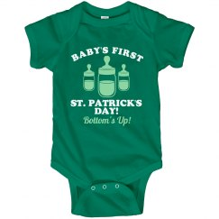 Baby's First St Patricks