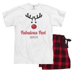 Adult Christmas PJ Set