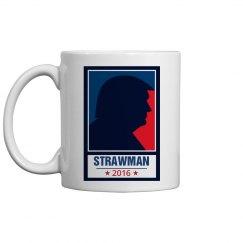 Trump The Strawman Mug