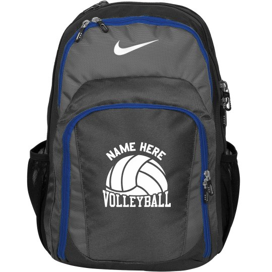 100% authenticated nice cheap enjoy discount price Volleyball Custom Backpack