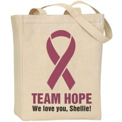 Breast Cancer Team Hope