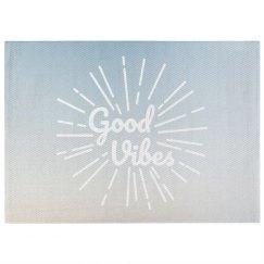 Good Vibes Sky Print Rug