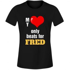 Heart beats for Fred