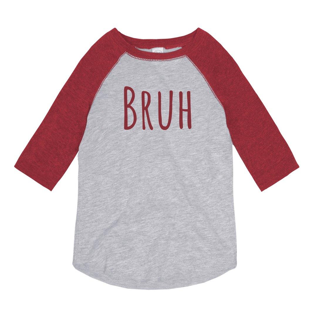 BRUHYouth Vintage 3/4 Sleeve Raglan T-Shirt